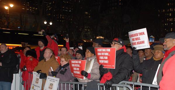 Rally for 1989 Strike 2015