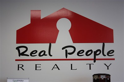 Real People Realty New Mokena Location Ribbon Cutting on April 17.