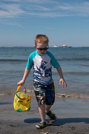 Roger Wheeler State Beach - July 2015