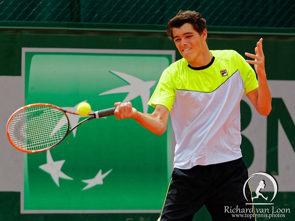 111. Taylor Fritz - Roland Garros juniors 2015_111