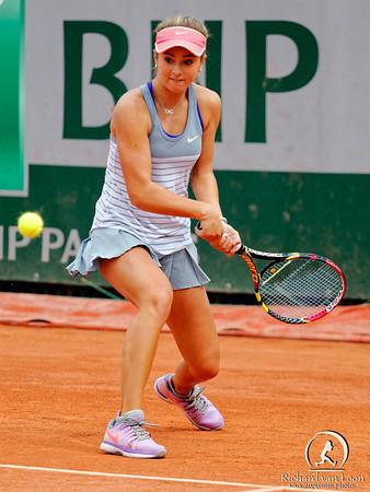 108. Catherine Cartan CiCi Bellis - Roland Garros juniors 2015_108