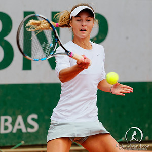 103. Anna Kalinskaya - Roland Garros juniors 2015_103
