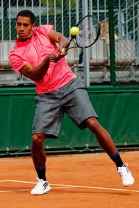 115. Michael Mmoh - Roland Garros juniors 2015_115