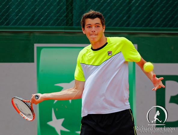 109. Taylor Fritz - Roland Garros juniors 2015_109