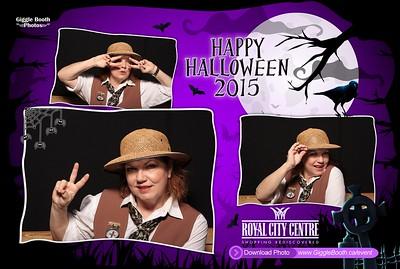 Royal City Halloween 2015