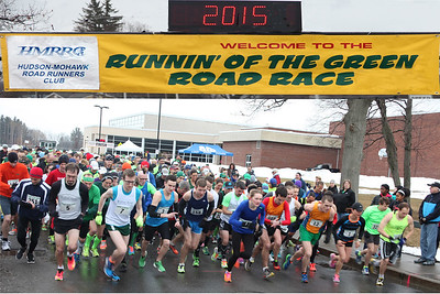 Runnin' of the Green