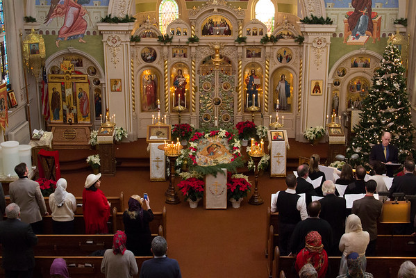 Russian Christmas Liturgy