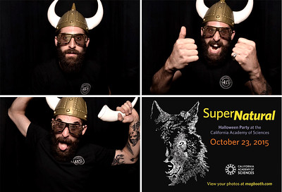 SF 2015-10-23 Academy 2015 SuperNatural! - Booth 3