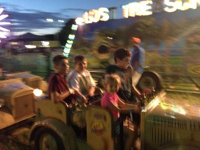 SDCS Carnival 10/15