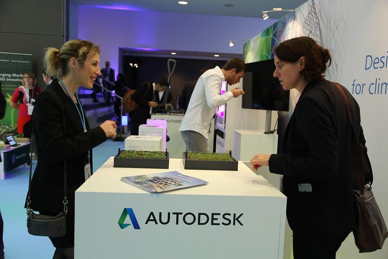 Autodesk Stand