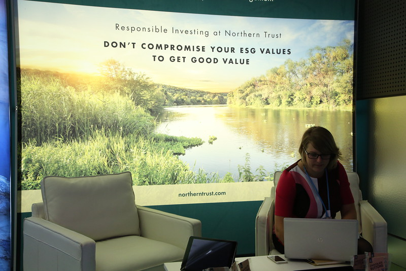 Northern Trust Stand