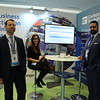 Carbon Trade Exchange Stand