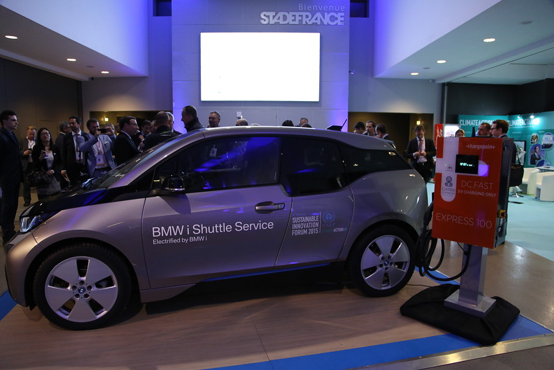 BMW Electric Vehicle