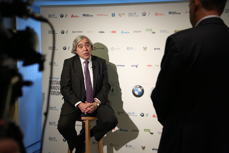 Interview with Ernest Moniz