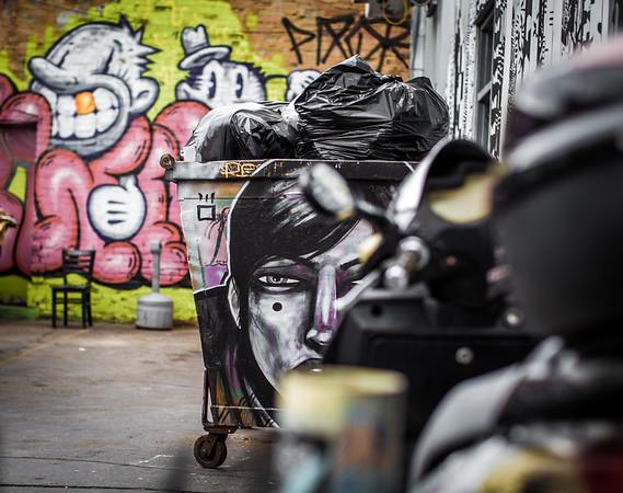Salt Lake Graffiti