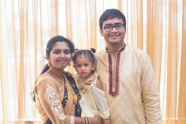 Sadhya's 2nd Birthday 10.17.2015