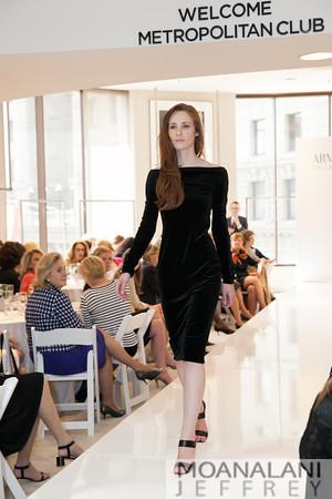 Saks Fifth Avenue Armani Fashion Show for Metropolitan Club 640 Heritage Preservation Foundation