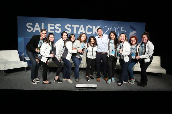 Sales Stack 2015 #SalesStack15
