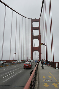 Golden Gate Bridge Biking Tour