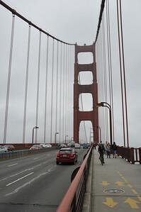 Golden Gate Bridge Biking Tour