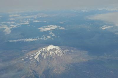 Mt. Rainier & Mt. St. Helens
