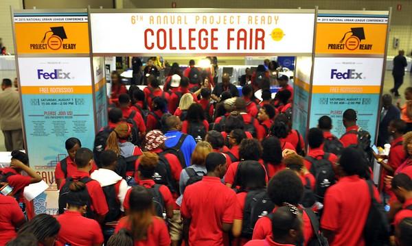 2015 FedEx College Fair