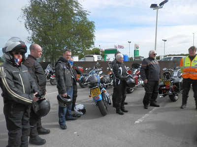Scarborough - 17th May 2015