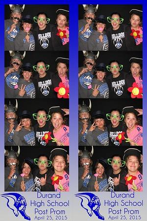 Durand Post Prom April 26, 2015