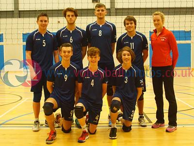SVL Junior U18 Playoff Finals, Ravenscraig Regional Sports Facility, Motherwell, Sun 13th Dec 2015