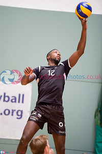 Glasgow Life International Volleyball, Scotland Select 3 vs 1 Team Northumbria (25-19, 21-25, 25-18, 25-23) , Holyrood Sports Centre, 24 May 2015.  © Lynne Marshall  © Lynne Marshall
