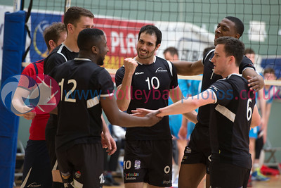 Glasgow Life International Volleyball, Scotland Select vs Champions of England, Holyrood Sports Centre, 23 May 2015.  © Lynne Marshall