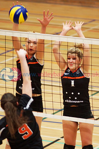 Scottish Cup Semi-Final, QTS Troon Team Ayrshire 2 v 3 Jets (25-23, 18-25, 21-25, 25-17, 9-15), Edinburgh University Centre for Sport and Exercise, Sun 22nd Mar 2015