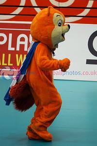 Scottish Volleyball Association, Boys Junior Super Cup Final, Lanarkshire Ragazzi 2 v 0 South Ayrshire (19, 16), University of Edinburgh Centre for Sport and Exercise, Sun 19th Apr 2015. © Michael McConville