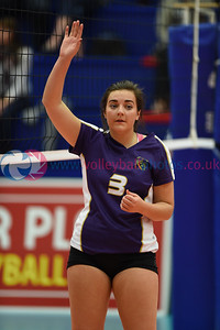 Women's Junior Super Cup, Lanarkshire Ragazzi 0 v 2 Marr College (21,12), University of Edinburgh, Centre for Sport and Exercise, 19 April 2015.   © Lynne Marshall