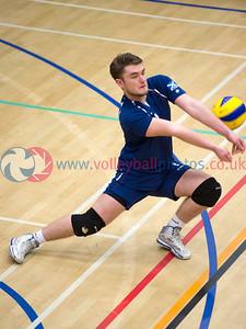 Playoff Semi Finals, South Ayrshire v Su Ragazzi, University of Edinburgh, Centre for Sport and Exercise, Edinburgh.