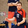 City of Edinburgh Volleyball Club 20th Anniversary Match Day Celebration, CoE M1 0 v 3 CoG Ragazzi (22, 22, 20), Sat 21st Nov 2015