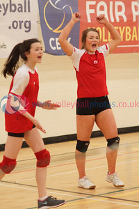 Girls' Scottish Schools Cup Finals, Airdrie Academy, Tue 24th Mar 2015