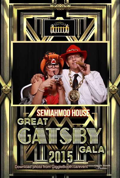 Semihamoo House - Great Gatsby Gala 2015
