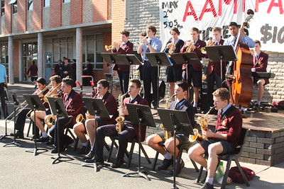 2015 Senior Music Ensembles
