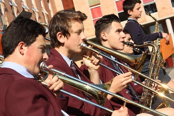 Senior Jazz Band Arts Week Performance