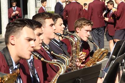 2015 Senior Music Ensembles
