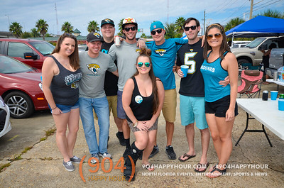 Jacksonville Jaguars vs. Carolina Panthers @ Everbank Field - 9.13.15