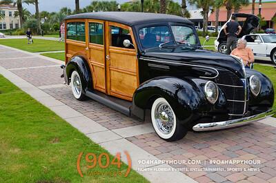 Jax Beach Classic Car Cruise - 9.15.15