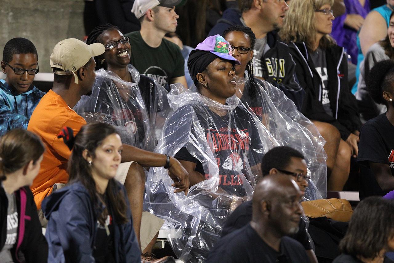GWU vs Elon University, Sept. 12, 2015 at Gardner-Webb University.