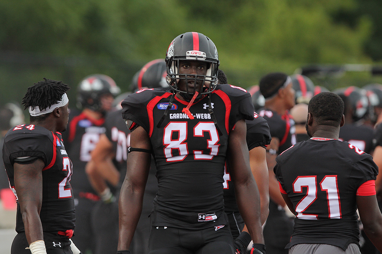 GWU vs Elon University, Sept. 12, 2015 at Gardner-Webb University.