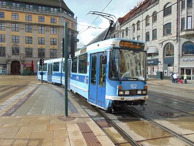 Trams & Metros in Norway