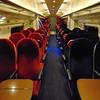 Virgin Trains Class 390 Pendolino Coach A interior on the 00:23 Milton Keynes Central to London Euston.