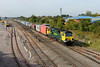 29 September 2015 :: 70009 is seen at Swindon with 4O70 from Wentloog to Southampton