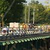 JOED VIERA/STAFF PHOTOGRAPHER-Burt, NY-Construction continues on the Wilson Burt Bridge.