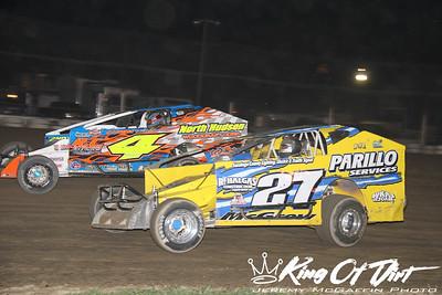 September 25, 2015 - Fonda Speedway - Sportsman - Jeremy McGaffin
